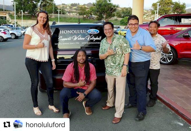 Honolulu Ford, Honolulu, HI, 96817