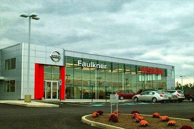 Faulkner Nissan Harrisburg >> Faulkner Nissan Of Harrisburg Nissan Service Center