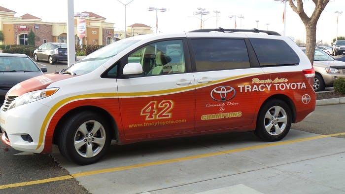 Tracy Toyota, Tracy, CA, 95304