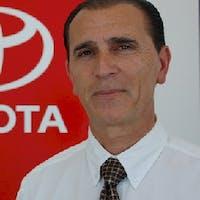 Ahmad Mojaddedi at Elk Grove Toyota