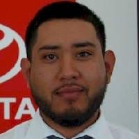 Jerardo Aguilar at Elk Grove Toyota