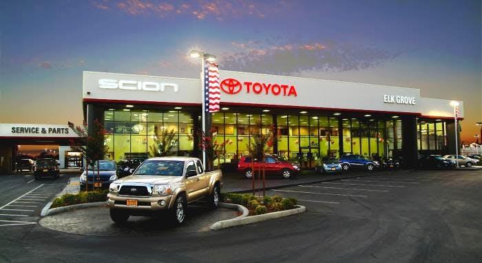 Elk Grove Toyota, Elk Grove, CA, 95757