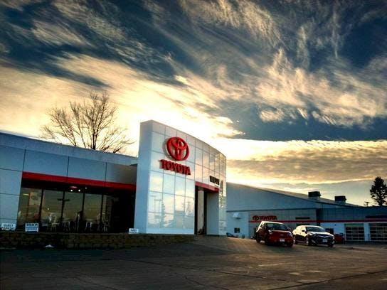 Wilson Toyota of Ames, Ames, IA, 50010