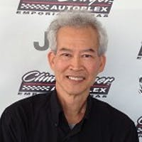 Dan Hoang at Clint Bowyer Autoplex