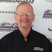 "David ""Simple"" Simon at Clint Bowyer Autoplex"