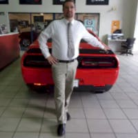 Frank Hardwick at Umansky Chrysler Dodge Jeep Ram
