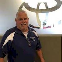 Ralph Caldarera at Greg LeBlanc Toyota
