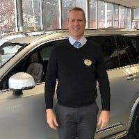 Curtis Mueller at Jaffarian Volvo