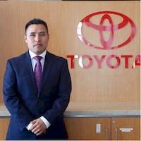 José  Lopez at Corwin Toyota of Bellevue