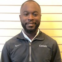 Kevin T. Odamtten at Corwin Toyota of Fargo