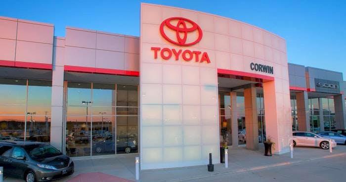 Corwin Toyota of Fargo, Fargo, ND, 58103