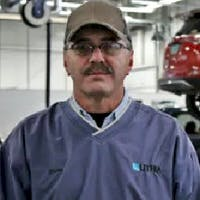 Brian Bertsch at Lithia Toyota of Grand Forks - Service Center