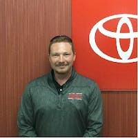 Drew York at Toyota of Longview