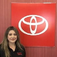 Melanie Cabrera at Toyota of Longview