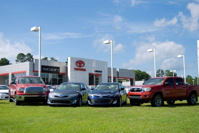 Toyota of Longview, Longview, TX, 75604