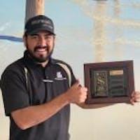 Alex Martinez at Gulf Coast Toyota