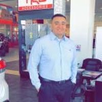 Carlos Gonzalez at Lithia Toyota of Odessa