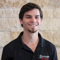Hunter Poimbeauf at Shottenkirk Toyota Granbury