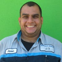 Steve Mercado at Daytona Mazda - Service Center