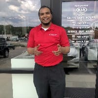 Cornel Pearson at Russ Darrow Kia of Wauwatosa