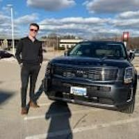 Adam Horeth at Russ Darrow Kia of Wauwatosa