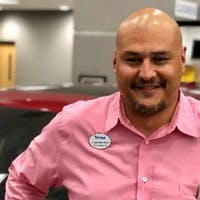 Jason  Mertens at Russ Darrow Mazda of Greenfield