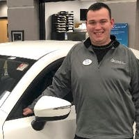 AJ Becker at Russ Darrow Mazda of Greenfield