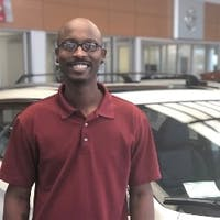 Ian English at Russ Darrow Nissan of Milwaukee