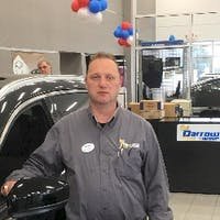Ron Tolzman at Russ Darrow Nissan of Milwaukee