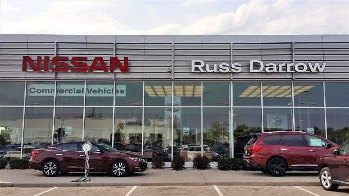 Russ Darrow Nissan of Milwaukee, Milwaukee, WI, 53224