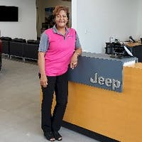 Felicia Cross at Russ Darrow Chrysler Dodge Jeep Milwaukee