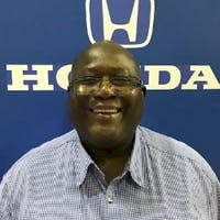 Rowley Clayborn at Russ Darrow Honda