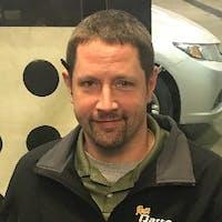 Jay Malkowski at Russ Darrow Honda