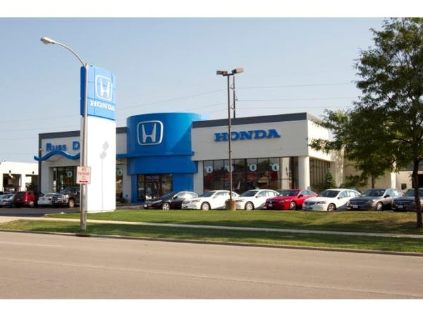 Russ Darrow Honda >> Russ Darrow Honda Service Center Honda Used Car Dealer