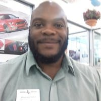Hassan  Bilal  at Grand Prairie Ford