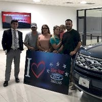 Brett Ingersoll at Five Star Ford Dallas