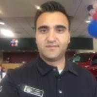 Yama Ameen at Five Star Ford Dallas
