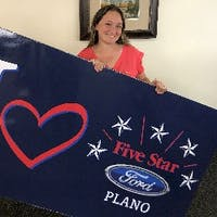 Becky Cunneen at Five Star Ford Dallas