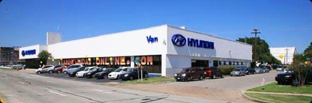 Van Hyundai, Carrollton, TX, 75006