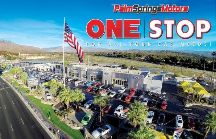 Palm Springs Motors >> Palm Springs Motors Ford Lincoln Mazda Service Center