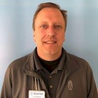 Ken  Braun  at Gordie Boucher Ford Lincoln of West Bend - Service Center