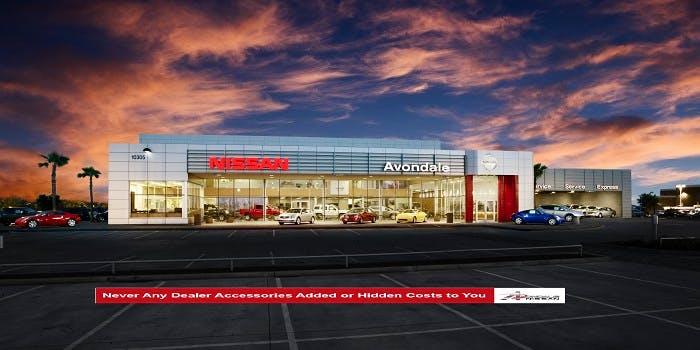 Avondale Nissan, Avondale, AZ, 85323