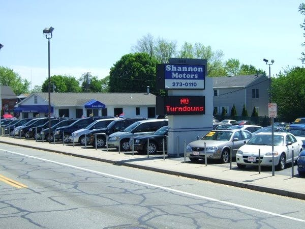 Shannon Motors, Johnston, RI, 02919