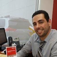 Mostafa Zaghloul at Advantage Toyota Valley Stream