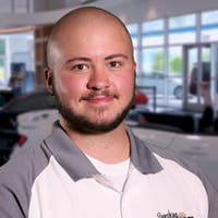 Noah Braley at Sunshine Chevrolet