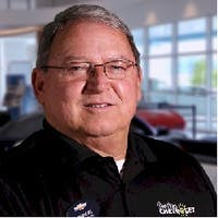 Robert Rosser at Sunshine Chevrolet