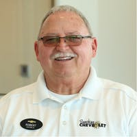 Robert Rosser at Sunshine Chevrolet