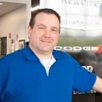 """""""Big John"""" Crawford at Bobb Chrysler Dodge Jeep Ram"""