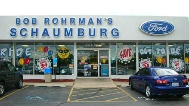 Bob Rohrman Schaumburg Ford, Schaumburg, IL, 60173