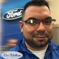 "Benjamin ""Doc"" Wallace at Lindquist Ford Inc"